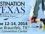 Texas fly fishing expo in New Braunfels Texas