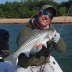 Texoma Striper Action Picks Up – Strictly Fly – Part 2