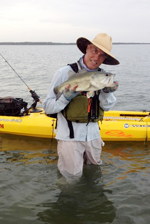lake ray roberts bass on fly