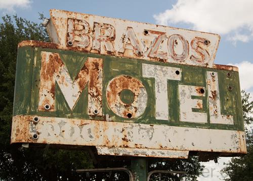 brazos motel granbury texas