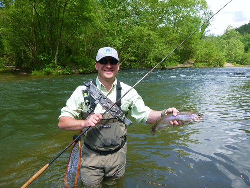 tenkara class broken bow - courtesy Rob Woodruff