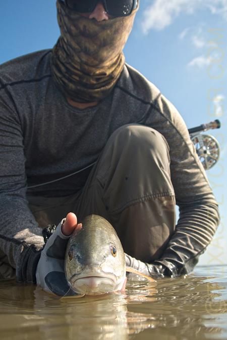 #flyfishing fly fishing for redfish in texas