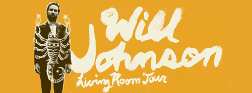 in your living room will johnson tour