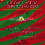 Project Healing Waters: The Gary Morris Christmas Concert Abilene Texas