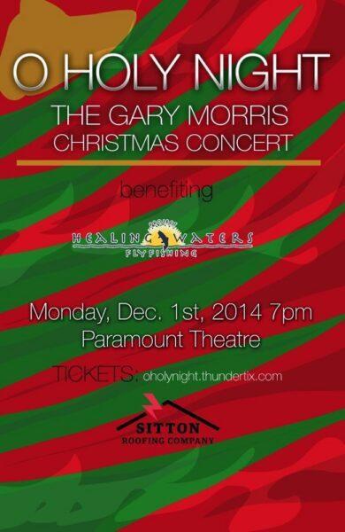 Project Healing Waters Gary Morris Concert