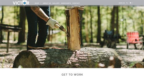 victoraxe designer cutting