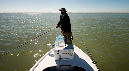 South Bay South Padre Island Texas fly fishing