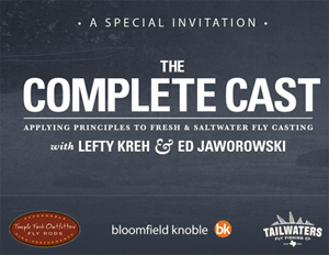 Lefty Kreh Ed Jaworowski The Complete Cast