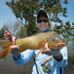 carp on fly guide texas fly caster