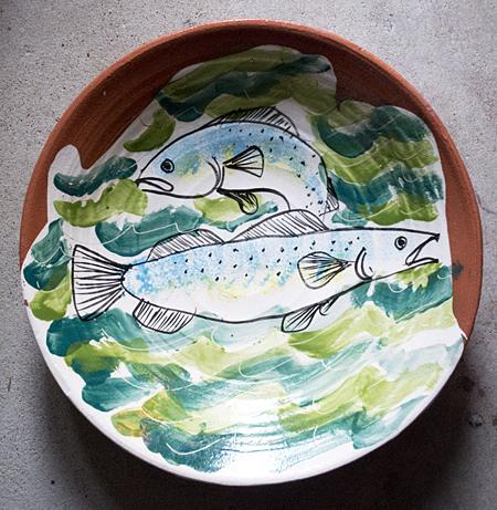 Max Butler Pottery Texas Artist