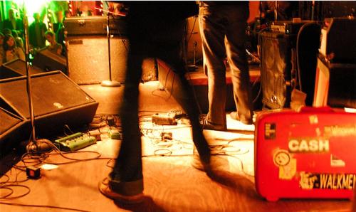 Live Denton Music Scene