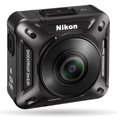 Nikon Mission 360 Skiff Camera - Nikon Courtesy Photo