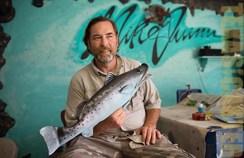 Michael Quinn Fish With Attitude