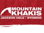 Mountain Khaki Sponsors TFC