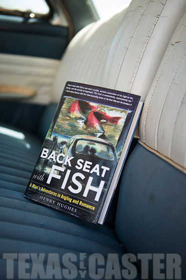 henry hughes back seat with fish