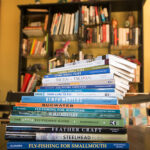 #ReadingIsFun – The Big Reveal New Stack of Fly Fishing Books to Review