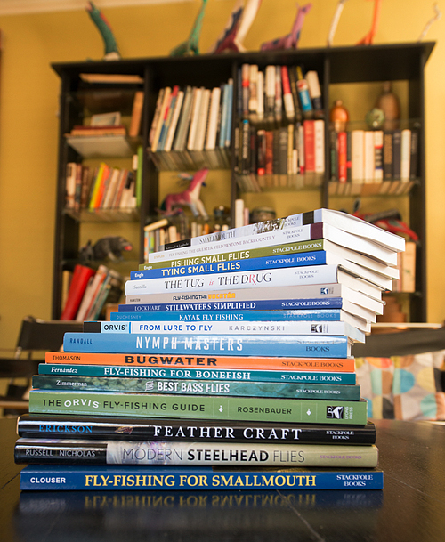 Fly Fishing Books Review 2018