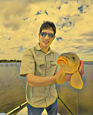 Fly Fishing Lake Ray Roberts Texas Guide