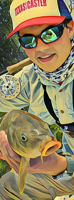 Fishing Guide Lake Ray Roberts fly fishing