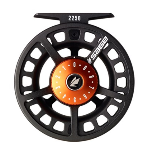 Courtesy Sage Fly Fishing Sage 2200