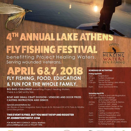 Athens Fly Fishing Festivus