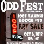 OddFest Waxahachie TX