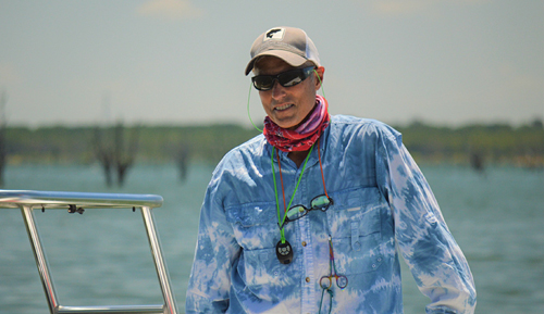 Fly Fishing Ray Roberts Texas