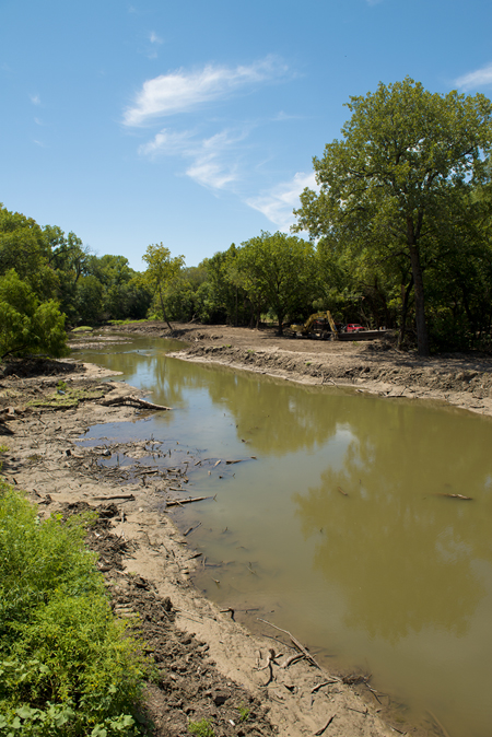 Trinity River Denton County Greenbelt Log Jam created by USACE and TPWD neglect and negligence.
